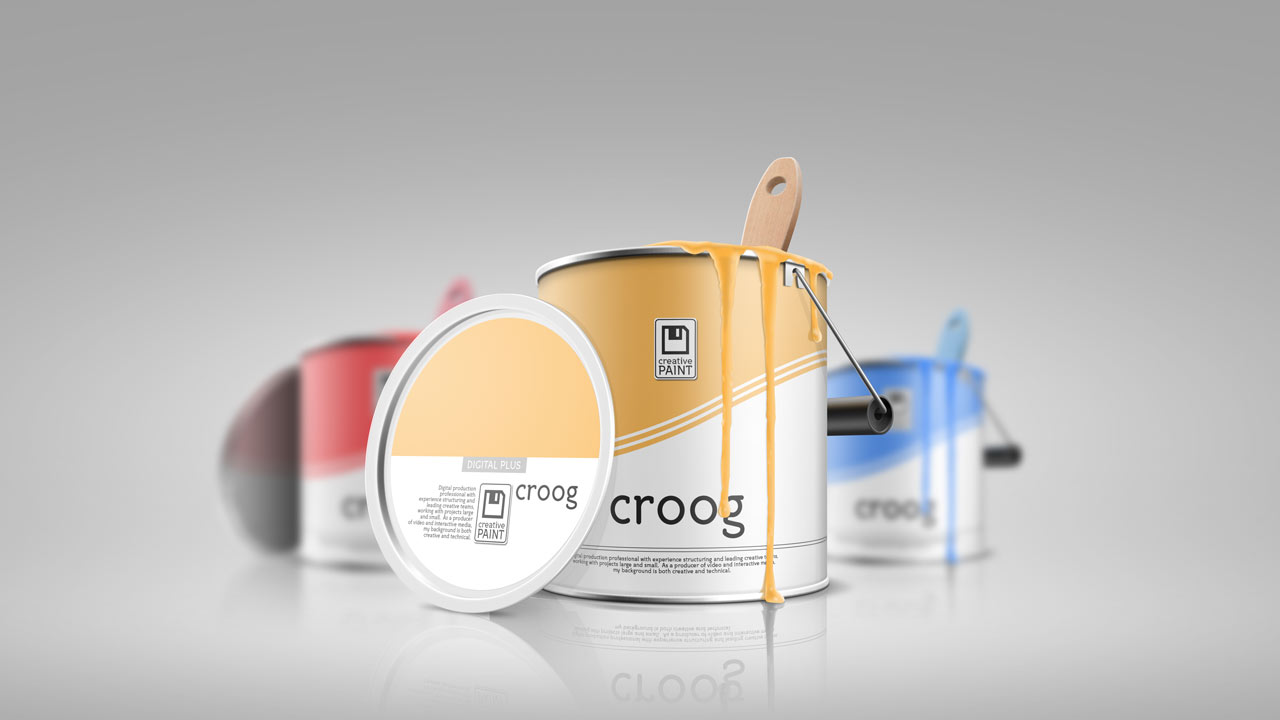 croog paint can